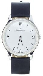 Jaeger LeCoultre Master Control Ultra Thin 35mm Ref: 145.8.79.s Complete