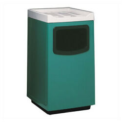 Witt Food Court Receptacle 47 Gallon Trash Can