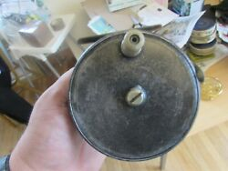 Xx Rare Vintage J.w. Youngs Named Pattern 10b Salmon Fly Fishing Reel 4.25