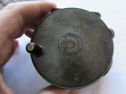 Rare Vintage Hardy Perfect Mkii Silent Check Trout Fly Fishing Reel 3 + 3/8ths