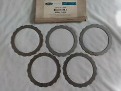 Nos 1978 Ford Mustang Mercury C3 Transmission Reverse Clutch Plates D8zz-7b442-a