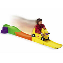 Step2 UpDown Roller Coaster Kids Riding Toy Fun W10 ft. Long Track Durable