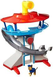 Paw Patrol Lookout Tower Playset Figure And Chase Figure Ideal Gift For Kids 3+