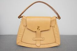 Toland Grinnell Nyc Made In Studio Of Tg Leather Handbag Purse Used Once 130