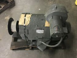 Used Contraves 25hp 650/3600 Rpm 240v 86amps 366at Frame 6-60226-1-dh148 Dc Moto
