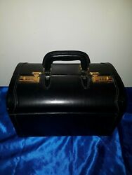 Asprey Koffer Vintage Asprey Leather Travel Suitcase 18andrdquo Made In Italy