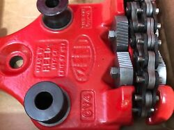 Reed New Cv4 Chain Vise 1/8 - 4 235 On