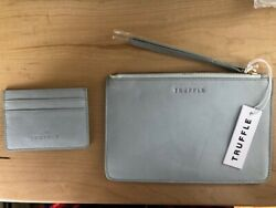 TRUFFLE privacy wristlet and privacy card case