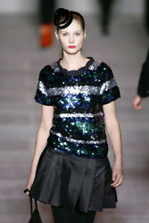 Marc By Marc Jacobs Vintage Runway Sequins Brand New Dressrare And Sparkling