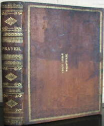 The Book Of Common Prayer. 1836 - Ny Protestant Episcopal Press