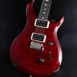 Paul Reed Smith(PRS) S2 Custom 24 Scarred Red JAPAN beautiful rare EMS FS