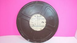William Lundigan Men Into Space 16mm Audition Space 3b Heads 16mm Antique Reel