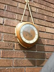 Kienzle Wall Clock / Made In Germany / Chime / Mechanical Movement /