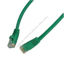Lot1000 10ft Rj45 Cat5e Ethernet Cable/cord/wire{green{f