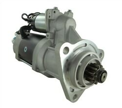 New 12v Denso Starter For Sterling W/ Dd13 Dd15 Dd16 Eng 2016 And Newer Power Edge