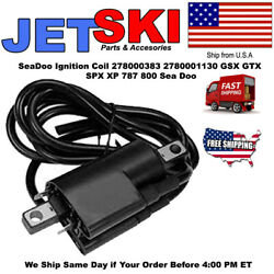 278000383 278001130 Ignition Coil For Seadoo Jet Boat Challenger Gs Gsi Gti Le /
