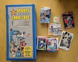 Baseball Card Collection - 1000's Of Cards From The 1980's Original Mint