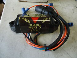 Johnson Evinrude Outboard New Ignition Power Pack 113-2115 / 582115