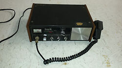 Royce T-28 23 Channel Base Cb Untested