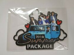 K-pop Bts 2018 Summer Package In Saipan Official Limited Bts Photo Stand