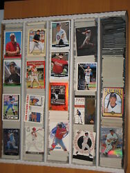 2004 Upper Deck Vintage Baseball Base And Inserts Approximately 150 Card Lot
