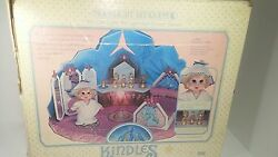 Ideal Kindles Moonlight Bedroom Vintage Doll Playset With Box