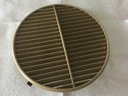 Cruisair-dometic Vintage Round Louver Return Air Grille Used