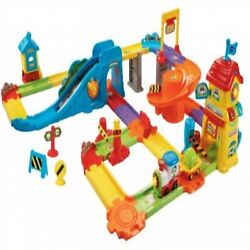 Vtech Gogo Smart Wheels Train Station Playset Replacement Parts Track