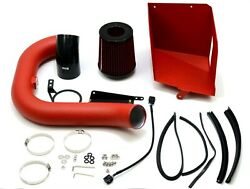 1320 Performance 3 Air Intake Kit Red For 2015+ Wrx Fa20dit