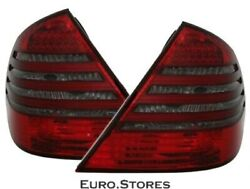 Led Rear Light Set In Red Smoke For Mercedes W211 E-class Rear Lights Mcp