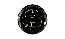 Ac Dc Tachometer W/hour 4000 Rpm Magnetic Pick-up