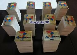 Panini FIFA World Cup Russia 2018 x10 Complete set 682 Stickers without album