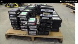 1 Lot 120 Mds Transceivers 2310a/1000/9310/9710