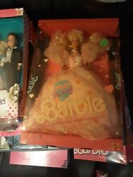 Huge Lot Of Mattel Barbie And Other Character Dolls Vintage To Modern W/accesories