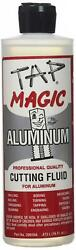 Tap Magic 20016a Aluminum Fluid With Spout Top, 16 Oz, Light Yellow Pack Of 1