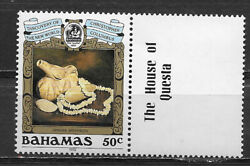 Bahamas , 1989 , Discovery Of America , 50c Stamp , Perf , Mnh