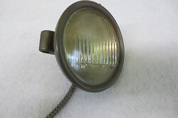 Vintage Cowl Light Running Lamp 1930and039s 1920and039s Brass Era Packard Cadillac Scta