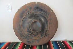 1930and039s Plymouth Side Fender Wheel Cover Continental Kit Spare Tire Accessory
