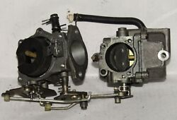 Omc Outboard Marine Corp Boat Two Carburetor Assembly Part No. 315082