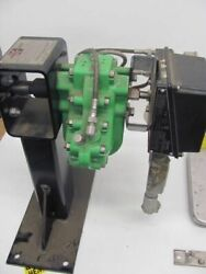 Used Dampers Drive Tk-21e0110a9040 /w Moore 760 Valve Control