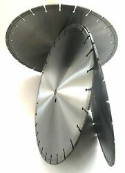3 Pack 20 Diamond Saw Blade For Masonry, Cured Concrete And Asphalt