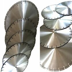 10 Pack 20 Diamond Saw Blade For Masonry, Cured Concrete And Asphalt