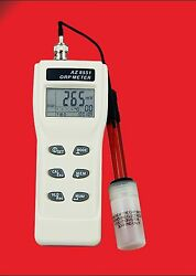 Handheld Oxidation Reduction Potential Orp Meter And Temperature Meter Tester 2in1
