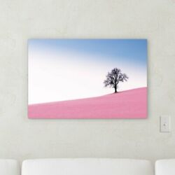 Ebern Designs 'Meditation and Calming (87)' Photographic Print on Canvas