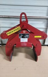 🇺🇸crosby Pa-14. Range 8.8- 14 Pipe Tongs Auto Release Pipe Lifting Clamp