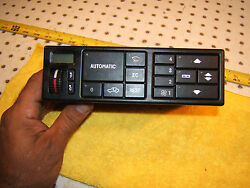 Mercedes Early R129 SL AUTO Push buttom Climate control WORKING Mercedes 1 Unit