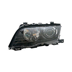 New Driver Side Left Head Lamp Assembly 63126902763 WO Bulb Control Unit