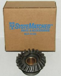 New Omc Outboard Marine Corp Boat Forward Gear And Bushing Part No. 381810
