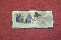 Seco Carbide Inserts  T4ae Pack Of 10