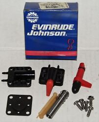 New Evinrude Johnson Genuine Parts Boat Fuel Injector Assembly Part No. 5033708